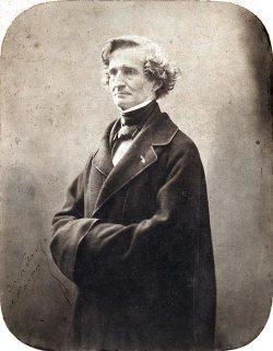 Hector Berlioz, autore de La Symphoniefantastique