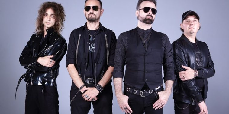 La band Newdress - LEIcontroLEI