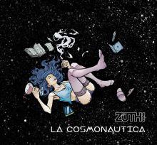 Copertina del disco degli Züth! La Cosmonautica