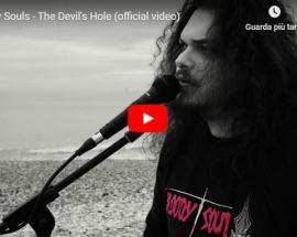 Copertina del video dei Bloody Souls: The Devil's Hole