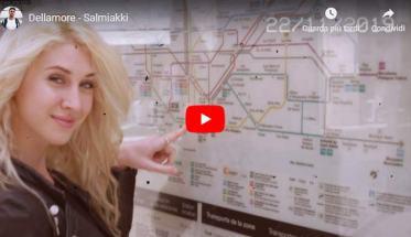 Copertina del video di Dellamore, Salmiakki
