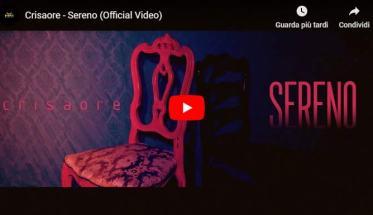 Copertina del video dei Crisaore: Sereno