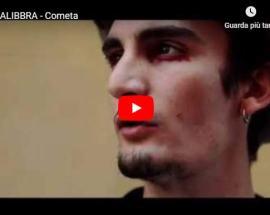 Copertina del video di MEZZALIBBRA: Cometa