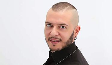 Il cantautore Marco Sentieri