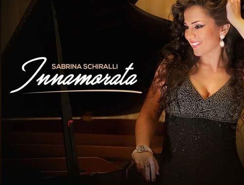 Copertina del disco di Sabrina Schiralli: Innamorata
