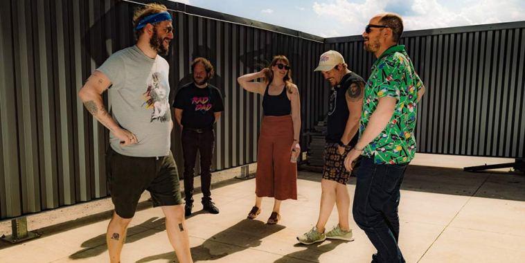 La band dei BON IVER