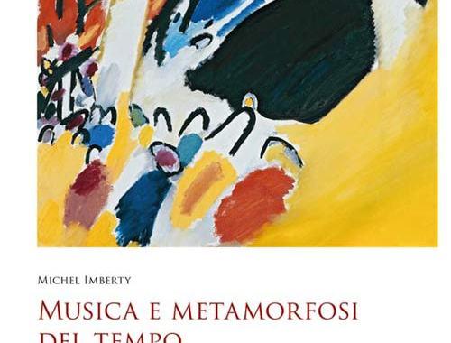Copertina del libro Musica e Metamorfosi del tempo – Da Wagner a Boulez: un percorso fra musica, psicologia e psicanalisi