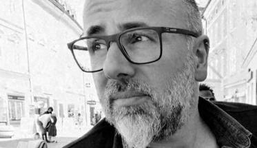 Il cantautore Davide Sciacchitano, in arte Nebbioso