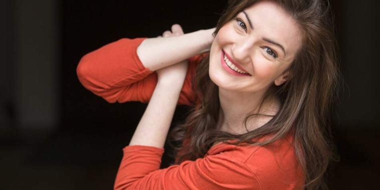 Noemi Garbo con maglia rossa