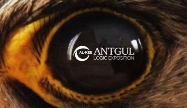 un occhio nella copertina dell'EP di Antgul: Logic Exposition