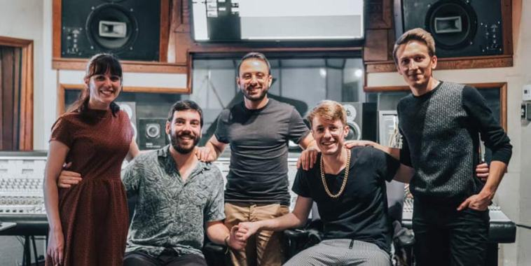 Il team di Bertinelli Sound