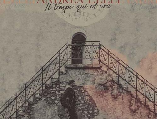 copertina disco Andrea Lelli: Il tempo qui ed ora