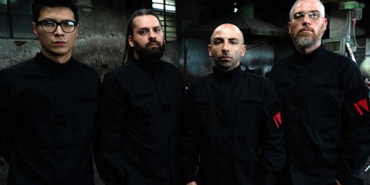 i 4 membri della band dei Kuadra