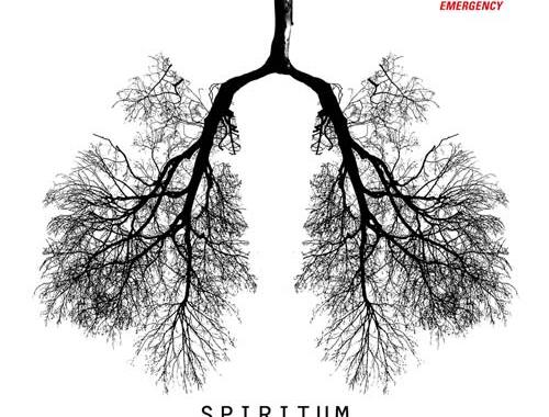 copertina disco Spiritum for Emergency