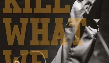 copertina libro di Andrea Rigano: We Kill What We Love
