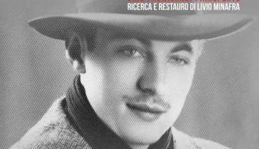 Nunzio Iurilli nella copertina del disco di Livio Minafra: Lost Tapes vol.3