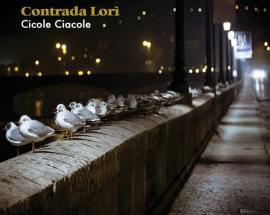 copertina disco dei Contrada Lorì: Cicole Ciacole