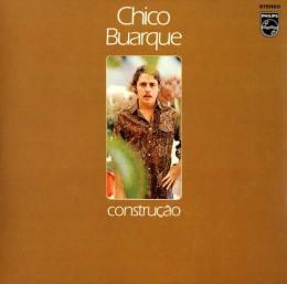 La copertina del disco Construção