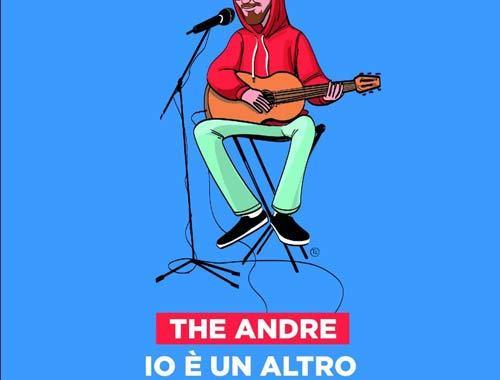 Copertina del libro di The Andre, Io è un altro