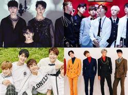 VIXX, BTS, ASTRO e SHINee - storia del K-Pop