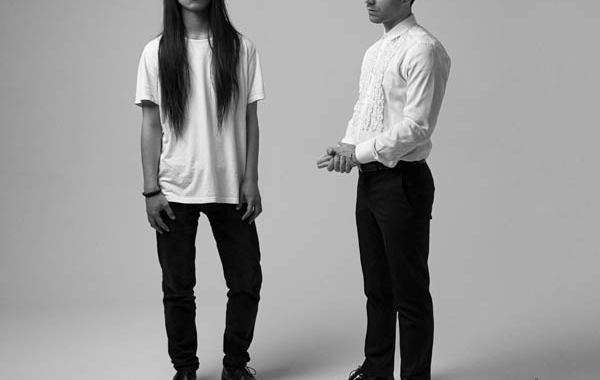Elia & Mez sulla copertina dell'EP