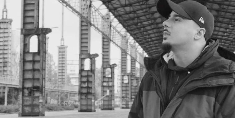 Il rapper A-L, Alessandro Baldacci