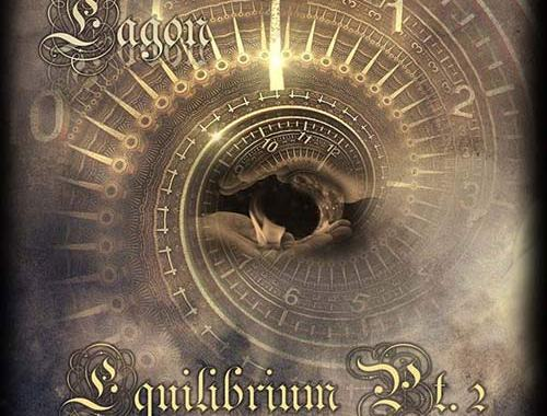 copertina dell'ep degli EAGON: Equilibrium Pt.2