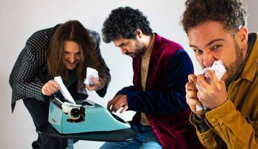 La band Le Canzoni Giuste band
