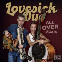 I Lovesick Duo nella copertina del disco All Over Again