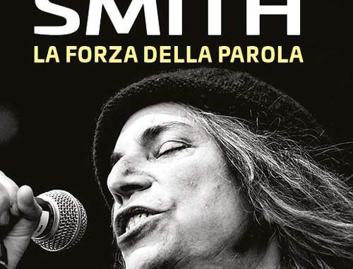 Patti Smith in copertina del libro di Patrizia De Rossi