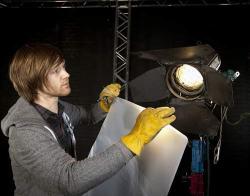 Il tecnico delle luci, per capire come funziona uno spettacolo Teatrale