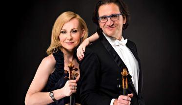 Anna Serova e Roberto Molinelli