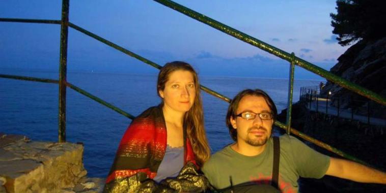 Andrea Pizzo e Raffaella Turbino