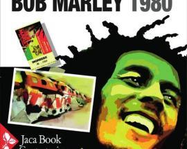 copertina del libro di Paolo Pasi: L'estate di Bob Marley