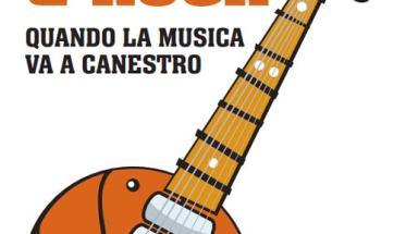 copertina del libro: Pick & Rock, quando la musica va a canestro