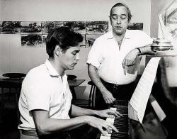 Tom Jobim e Vinicius de Moraes