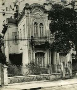 La casa dove nacque Tom JOBIM