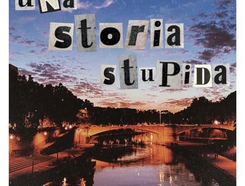 copertina del disco di Simone Pierotti: Una storia stupida