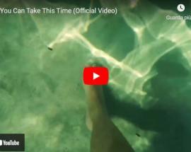 il fondo del mare nella copertina del video di TiTo: You Can Take This Time