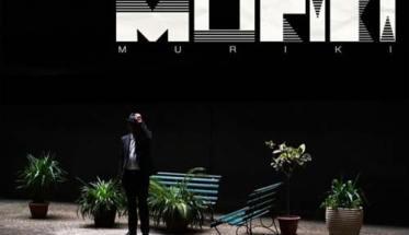 copertina dell'EP di Muriki