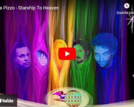 Copertina del video di Andrea Pizzo and The Purple Mice: Starship To Heaven