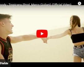 copertina del video dei The Moody: Tropicana