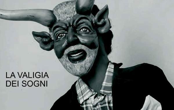 Copertina del disco di Daniele Morelli: La valigia dei sogni