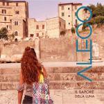 copertina del disco di AleCo, Il Sapore della Luna
