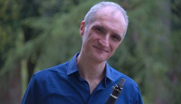 Il clarinettista Luca Luciano