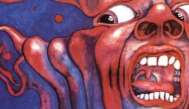 Il disco dei King Crimson, uno dei dischi inglesi di musica prog da ascoltare