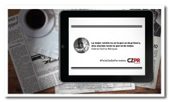 Felíz Día del Periodista! CZPR Media Hunter
