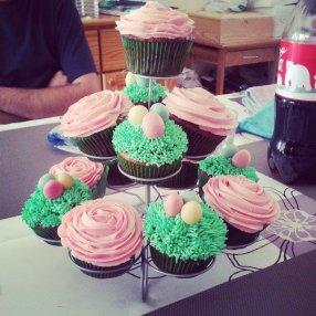 Des cupcakes de malade !