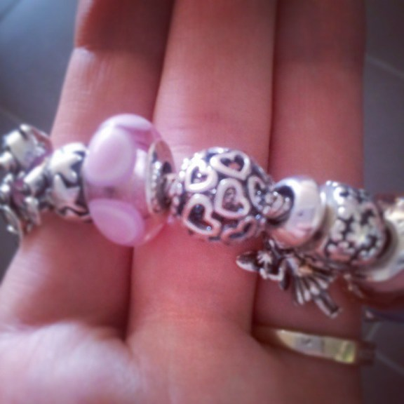 2e bracelet terminé !