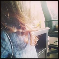 Cheveux de bébé